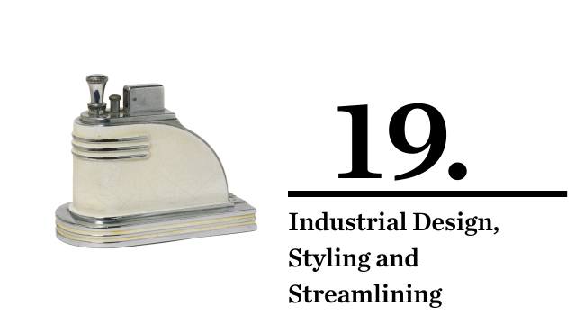 Industrial Design, Styling and Streamlining