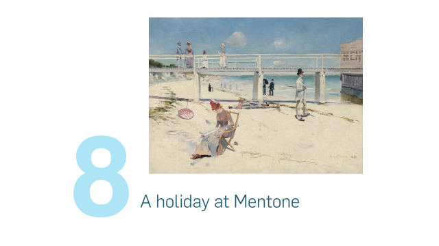 A Holiday at Mentone