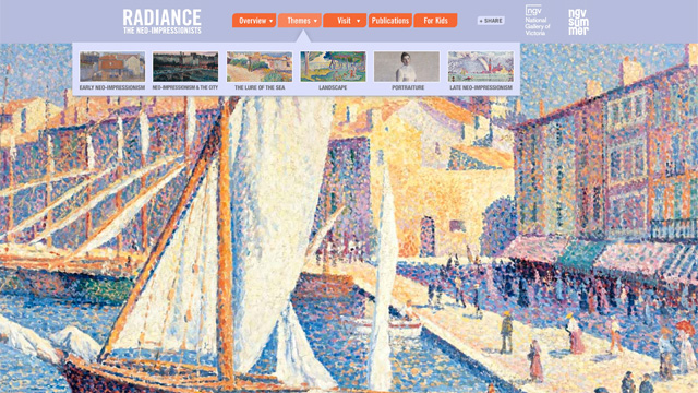 Radiance: The Neo-Impressionists