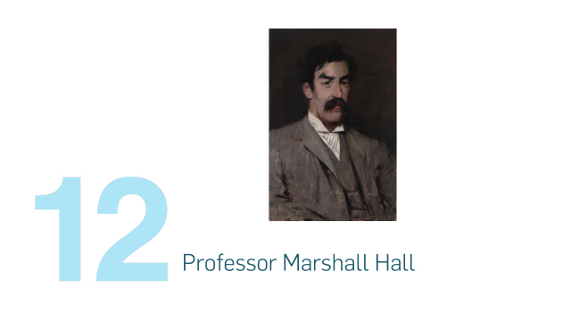 Professor Marshall Hall