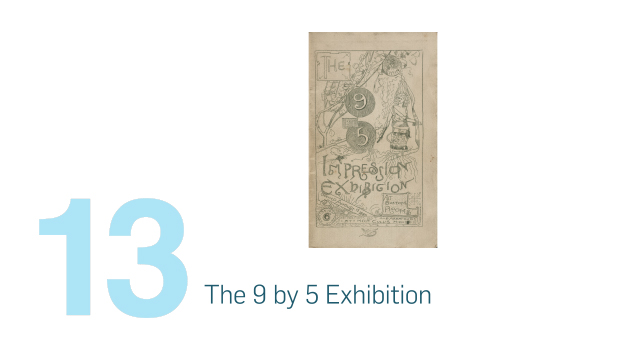 The 9 by 5 Exhibition