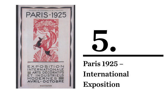 Paris 1925 - International Exposition