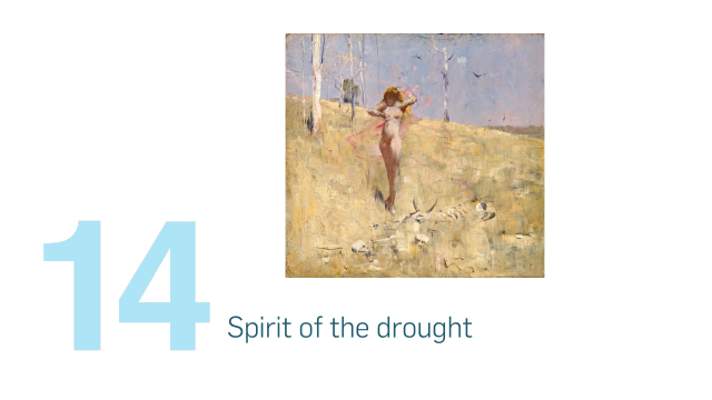 Spirit of the drought