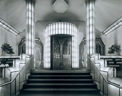Art Deco Foyer