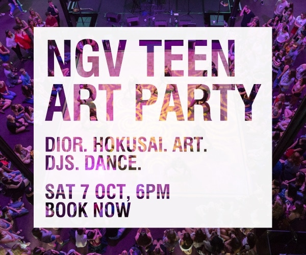 NGV Teen Art Party