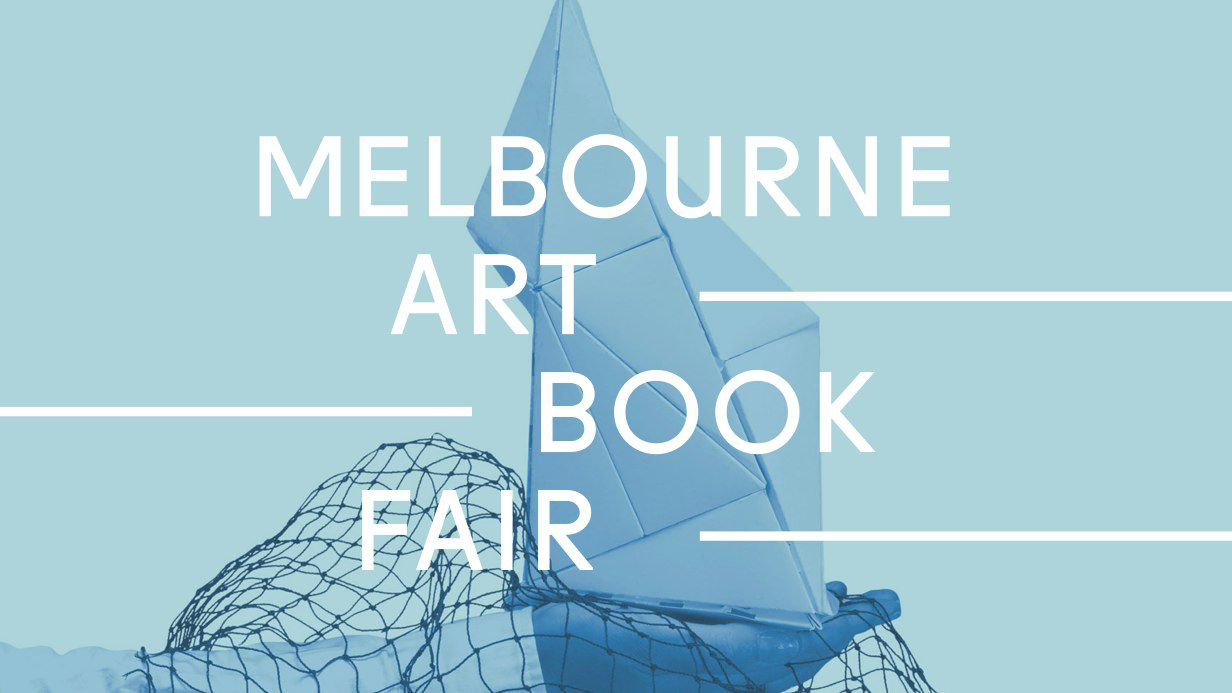Melbourne Art Book Fair, 1–3 May 2015