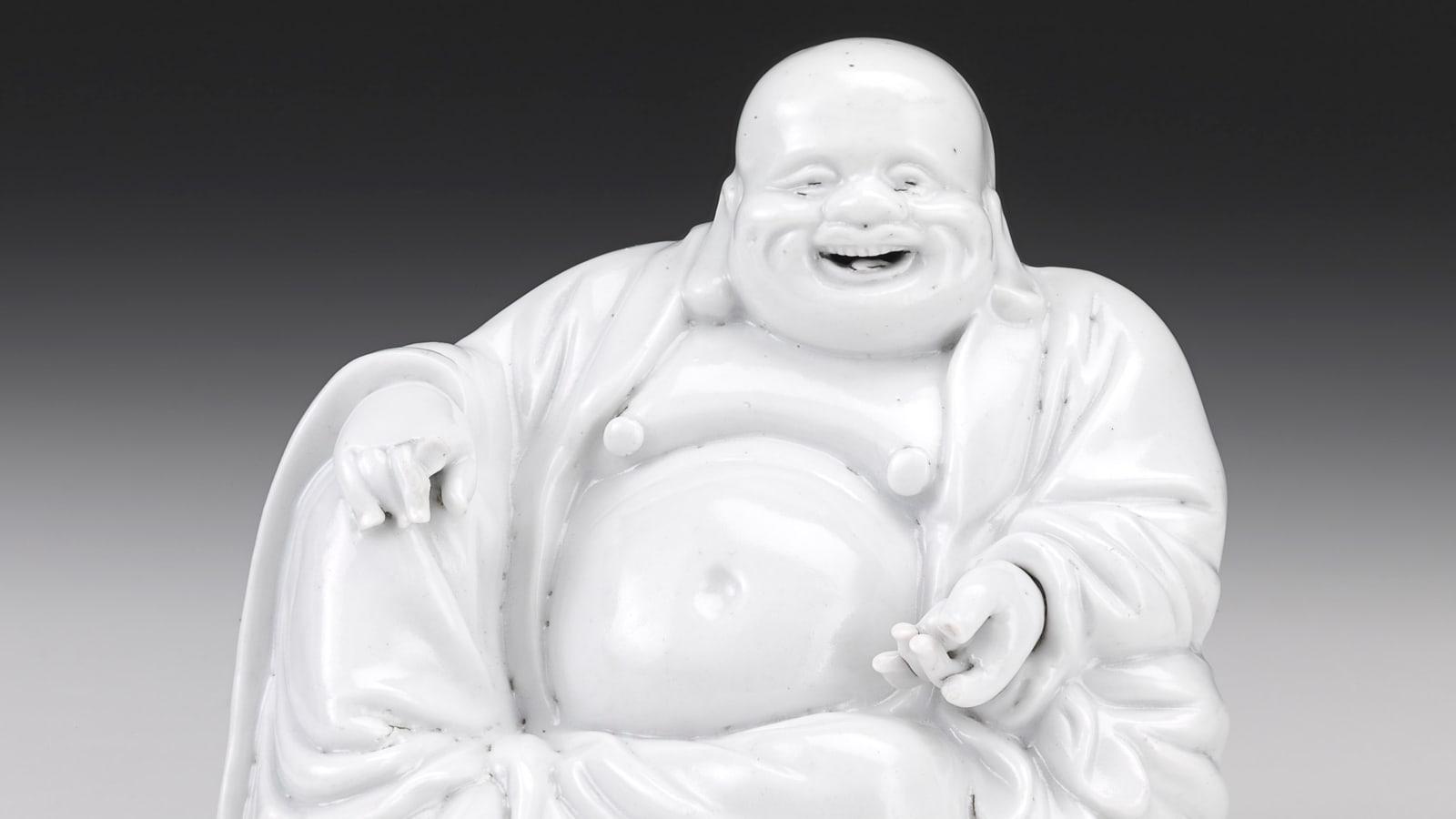 BUDDHA'S SMILE