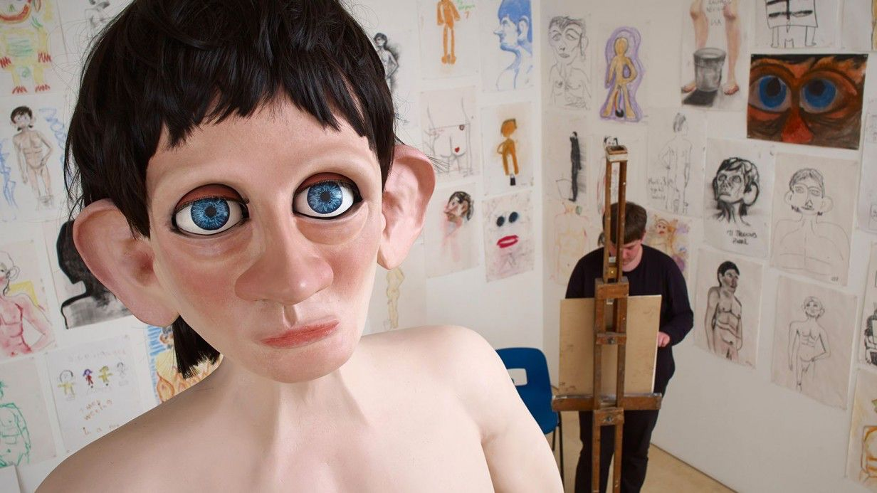 David Shrigley: Life and Life Drawing