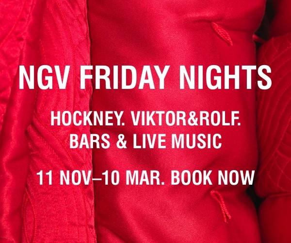 NGV Friday Nights