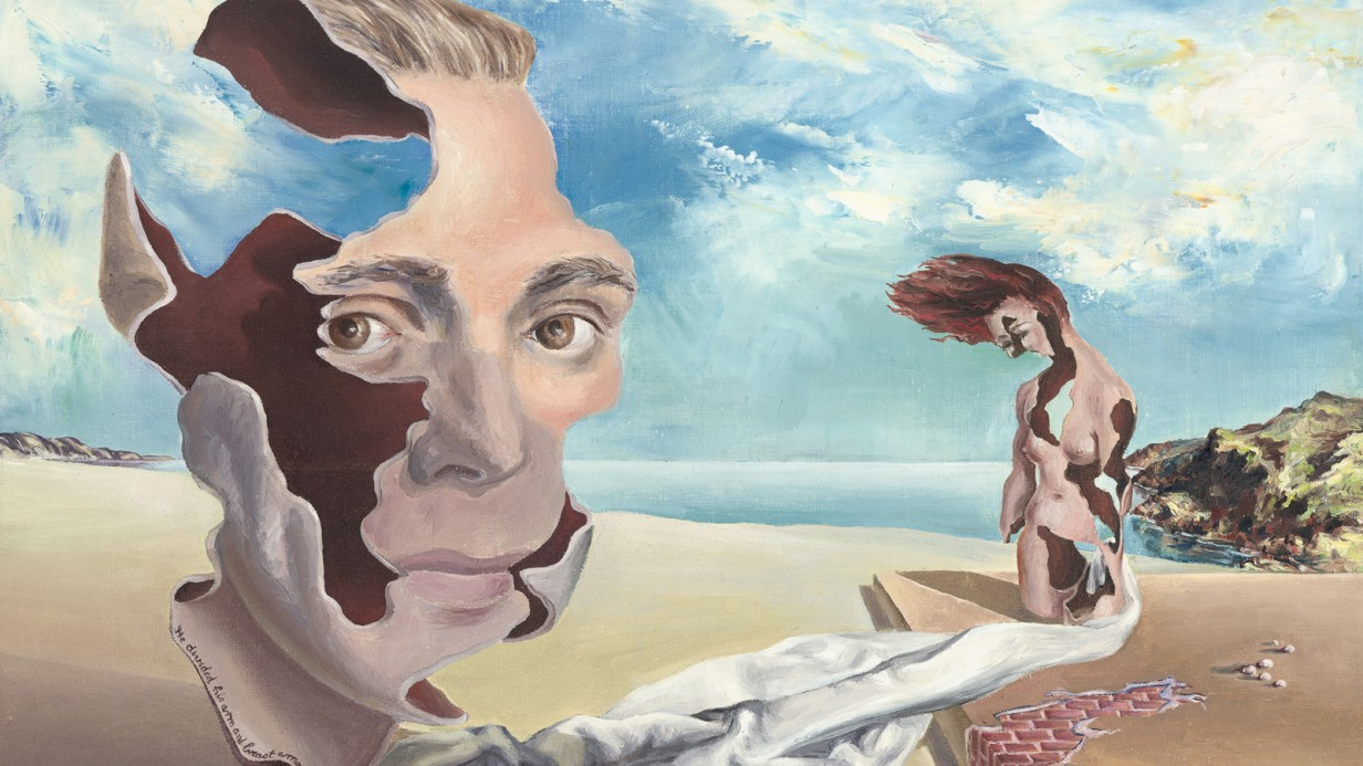 Lurid Beauty: Australian Surrealism and its Echoes