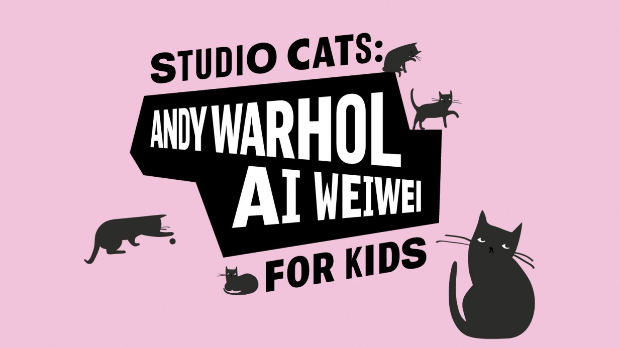 Studio Cats: Andy Warhol | Ai Weiwei for Kids