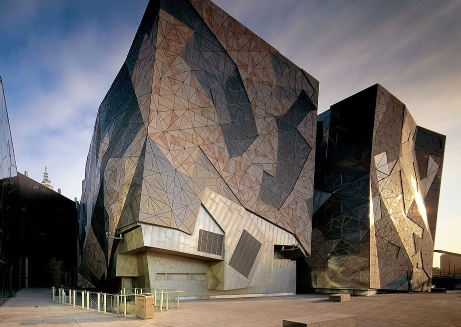 National Gallery of Victoria (Fed Square)