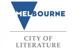 Melbourne City of Literature logo