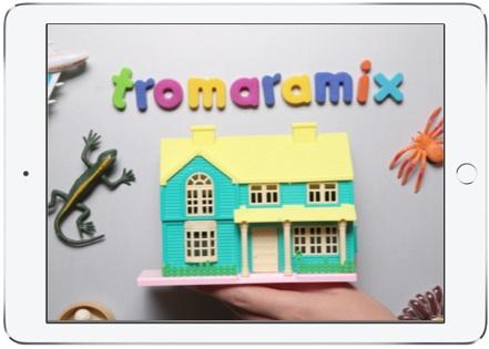 tromaramix-ipad