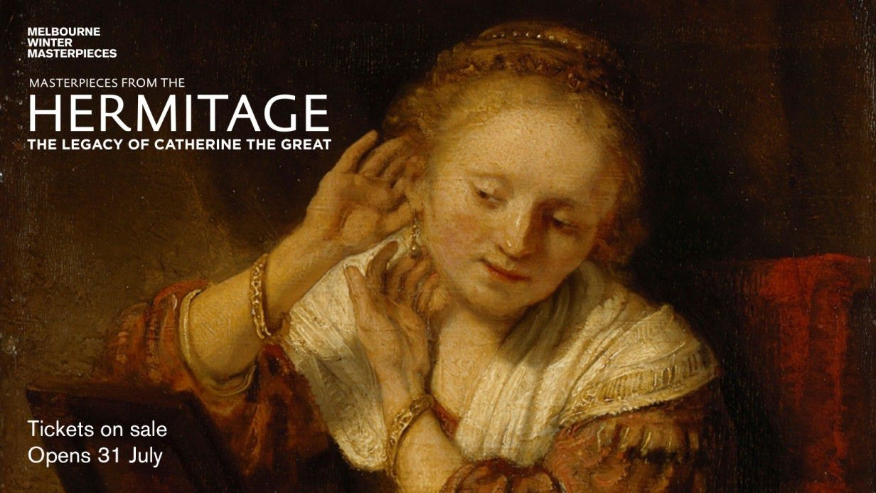 Masterpieces from the Hermitage
