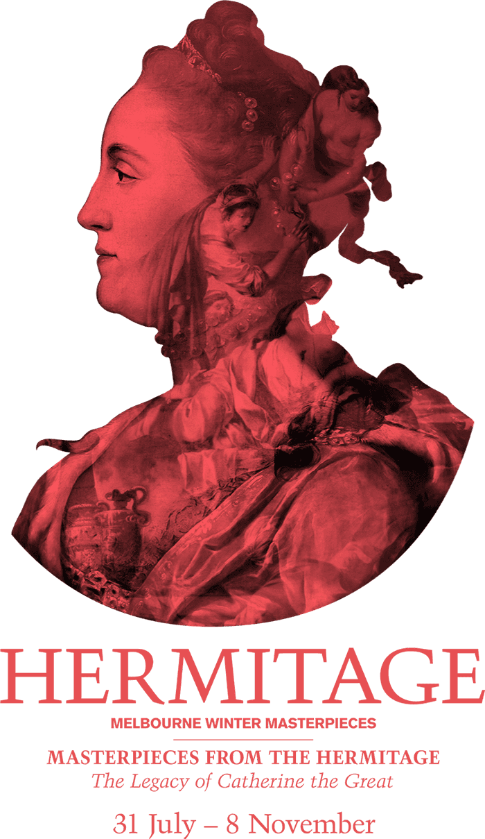 "NGV Winter Masterpieces of the Hermitage: THE LEGACY OF ""CATHERINE THE GREAT"""
