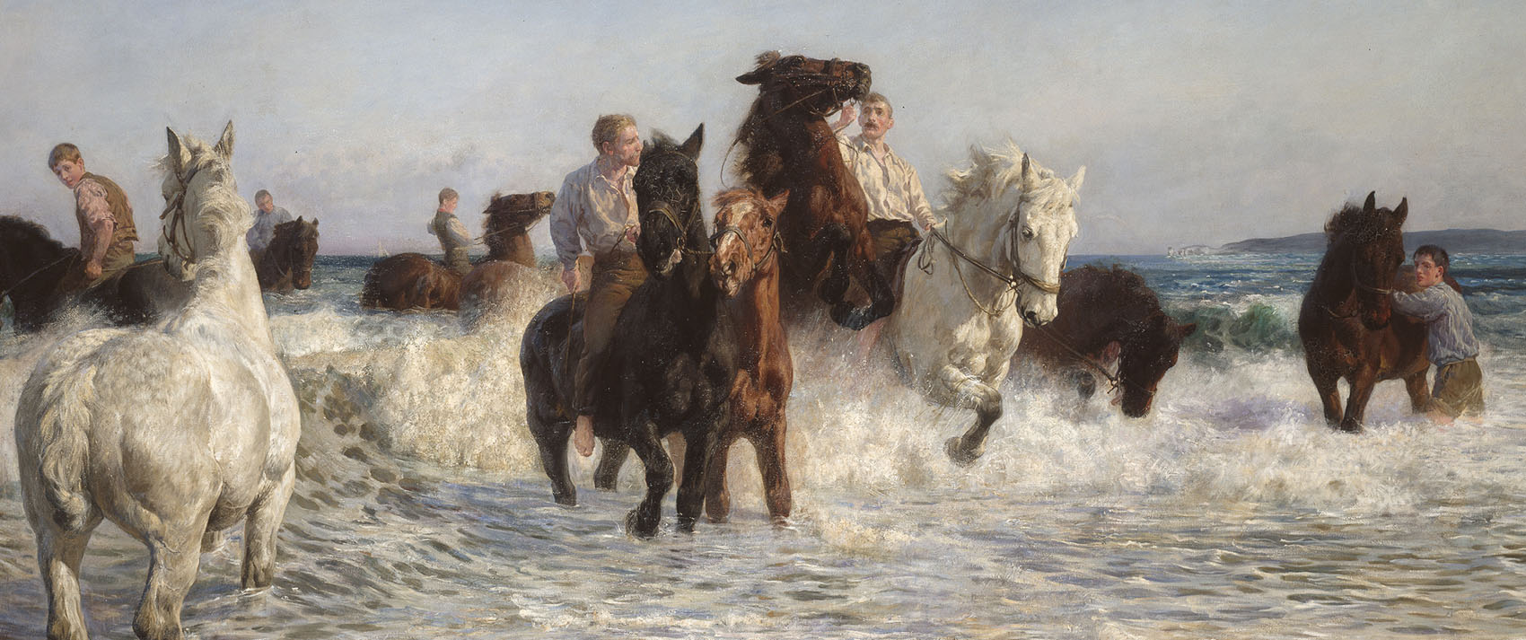 how to achieve collection in a horse