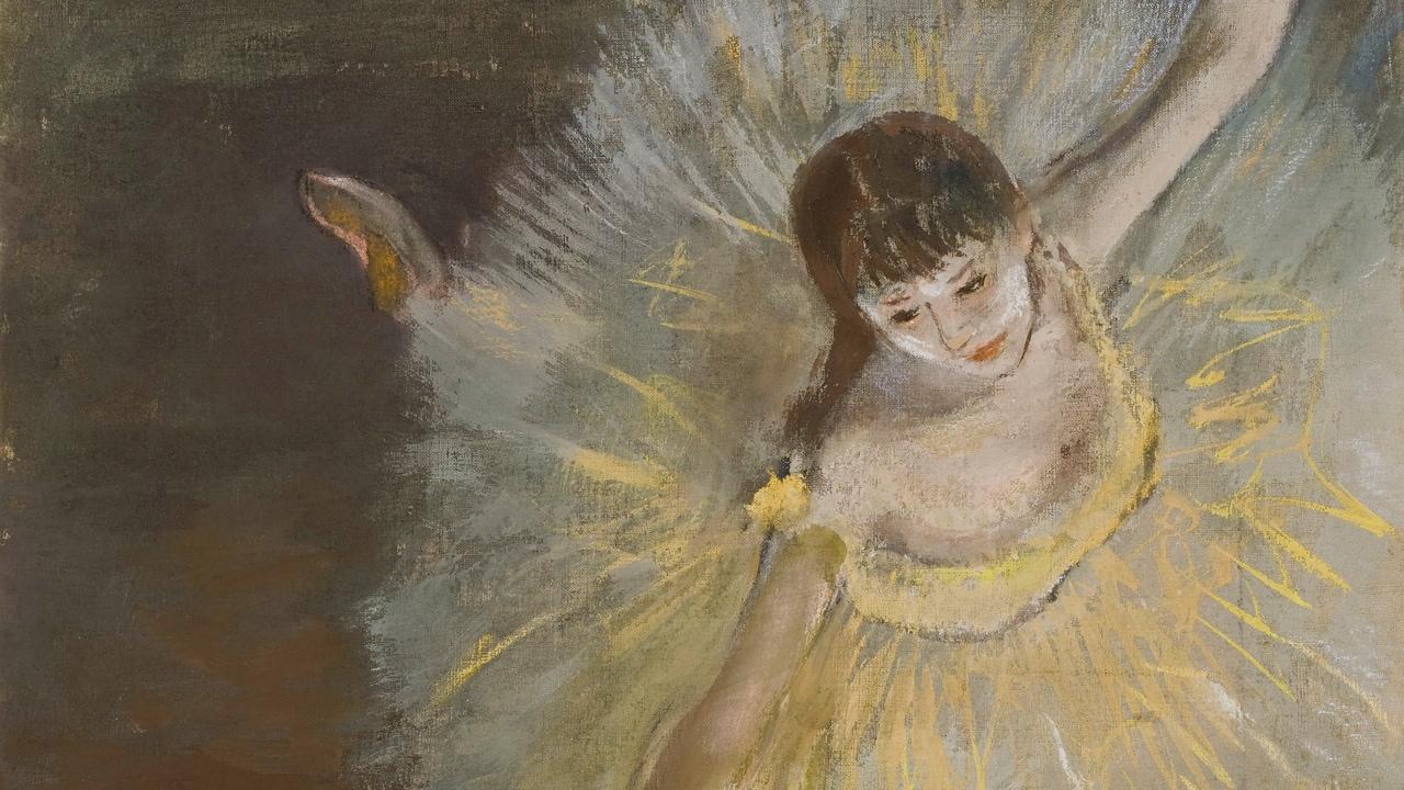 Degas: A New Vision Friday Nights at NGV with Mick Harvey - Intoxicated Man