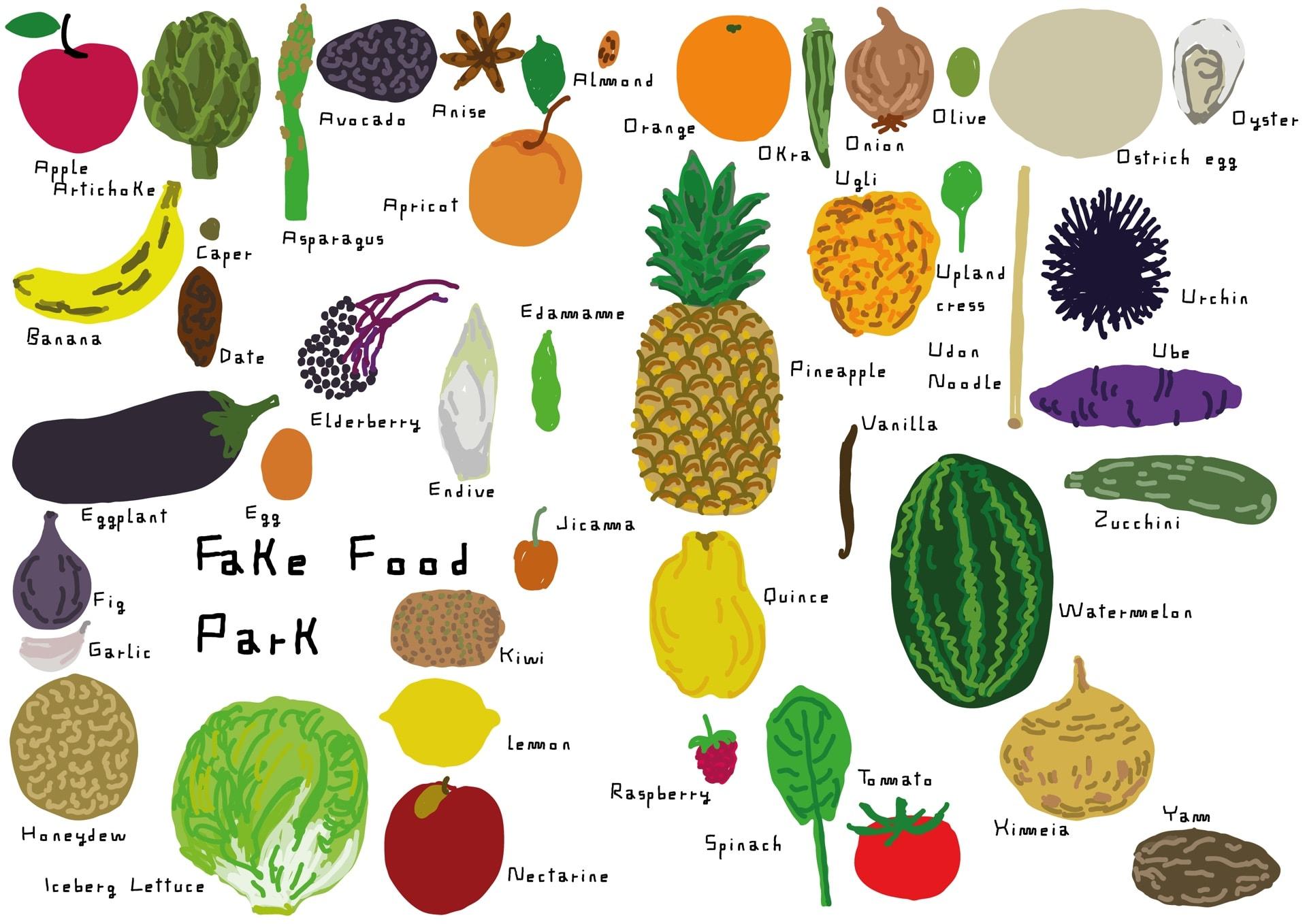 Food Network Kids Fake