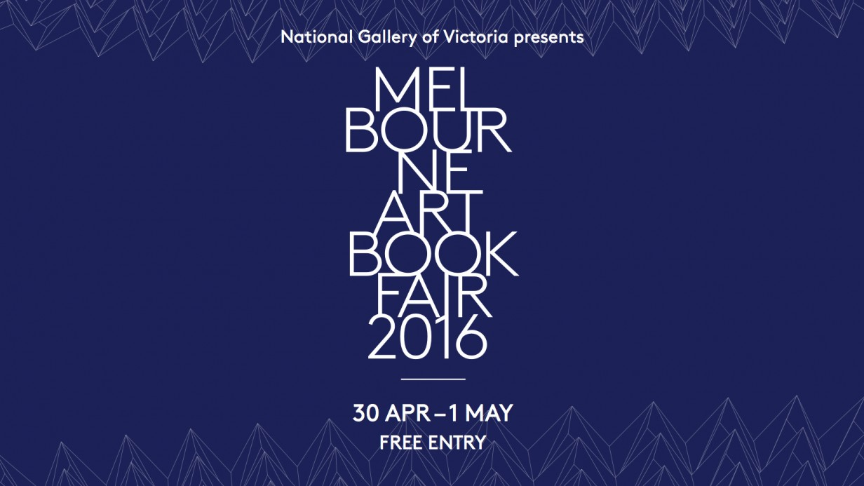 Melbourne Art Book Fair 2016