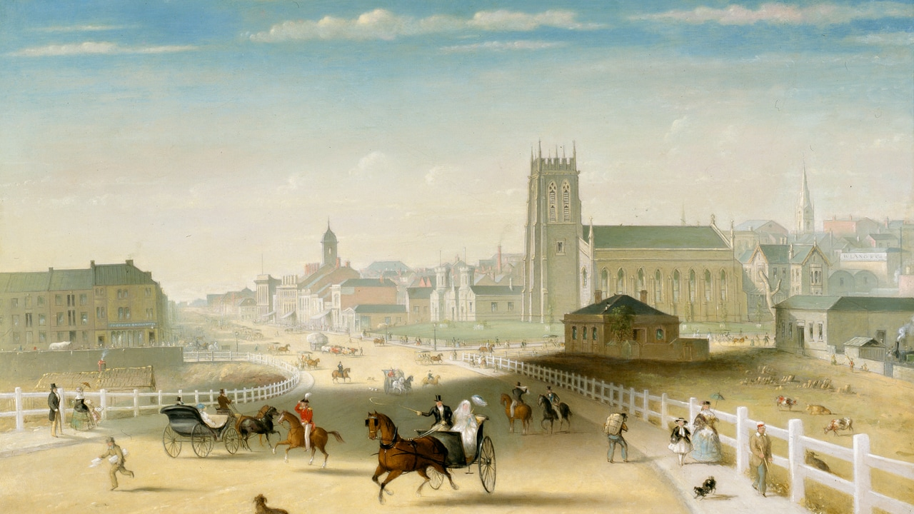 Colony: Australia 1770-1891 Exhibition Tickets