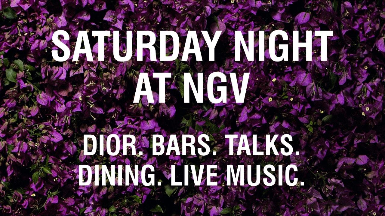 NGV Friday Nights with Joy
