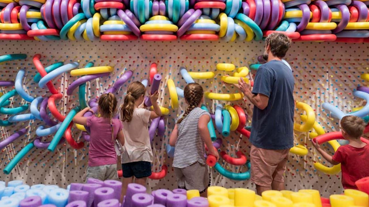 NGV TRIENNIAL FOR KIDS