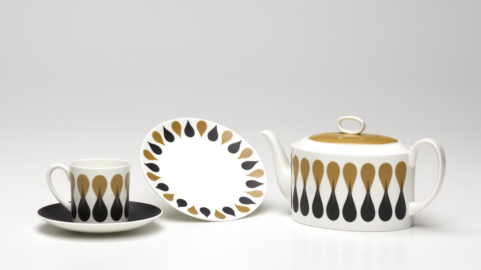 A Modern Life: Tablewares 1930s–1980s