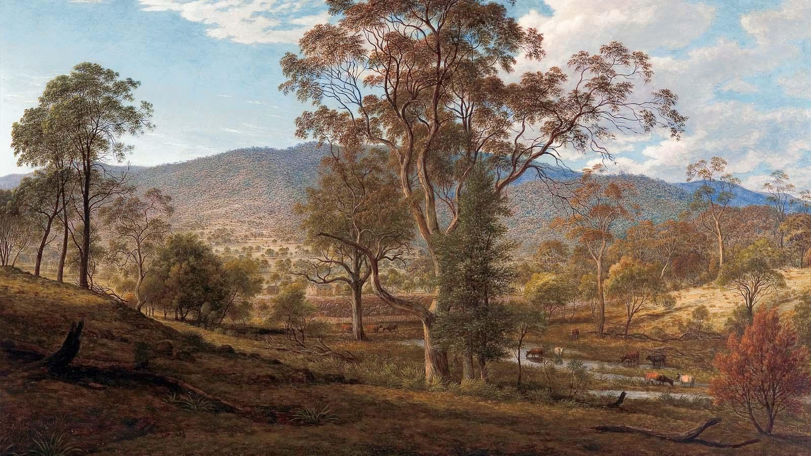 COLONY: AUSTRALIA 1770–1861