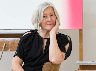 Rosslynd Piggott in her studio Photo: Selina Ou