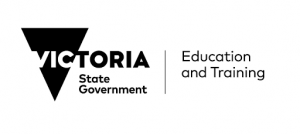 Logo of the Department of Education and Training