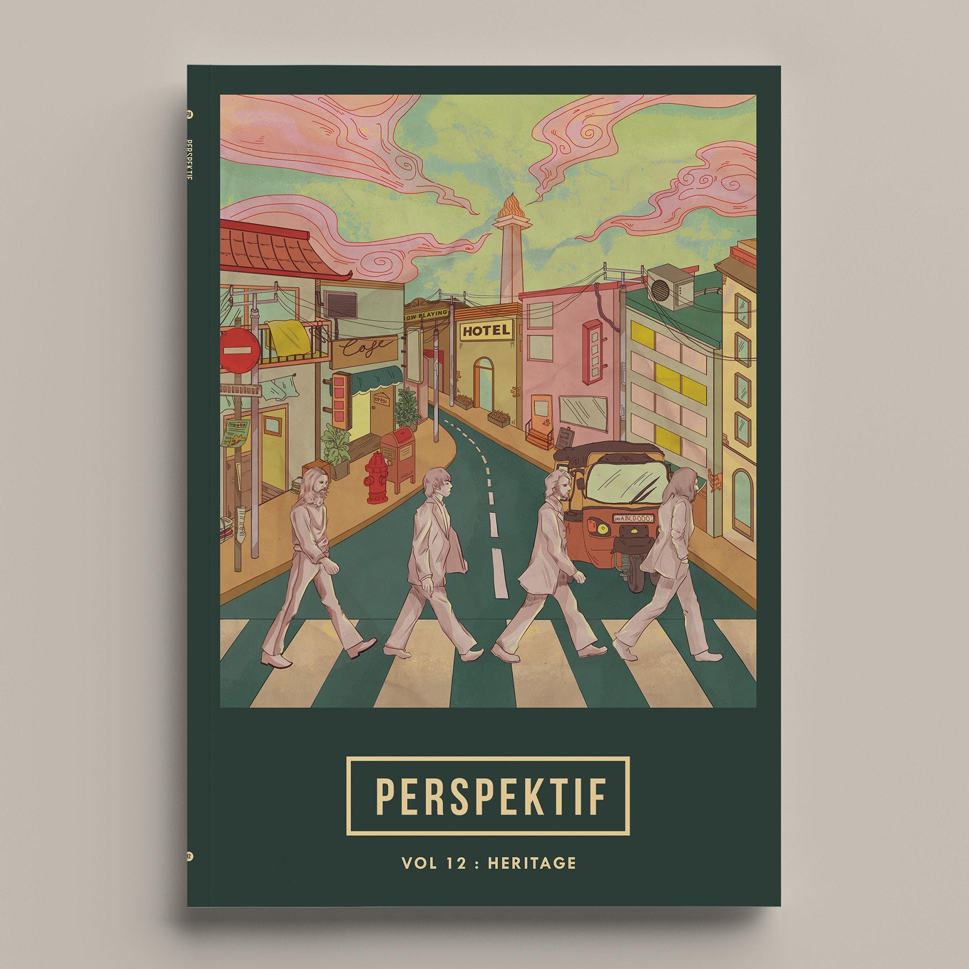 Perspektif Magazine Volume 12: Heritage