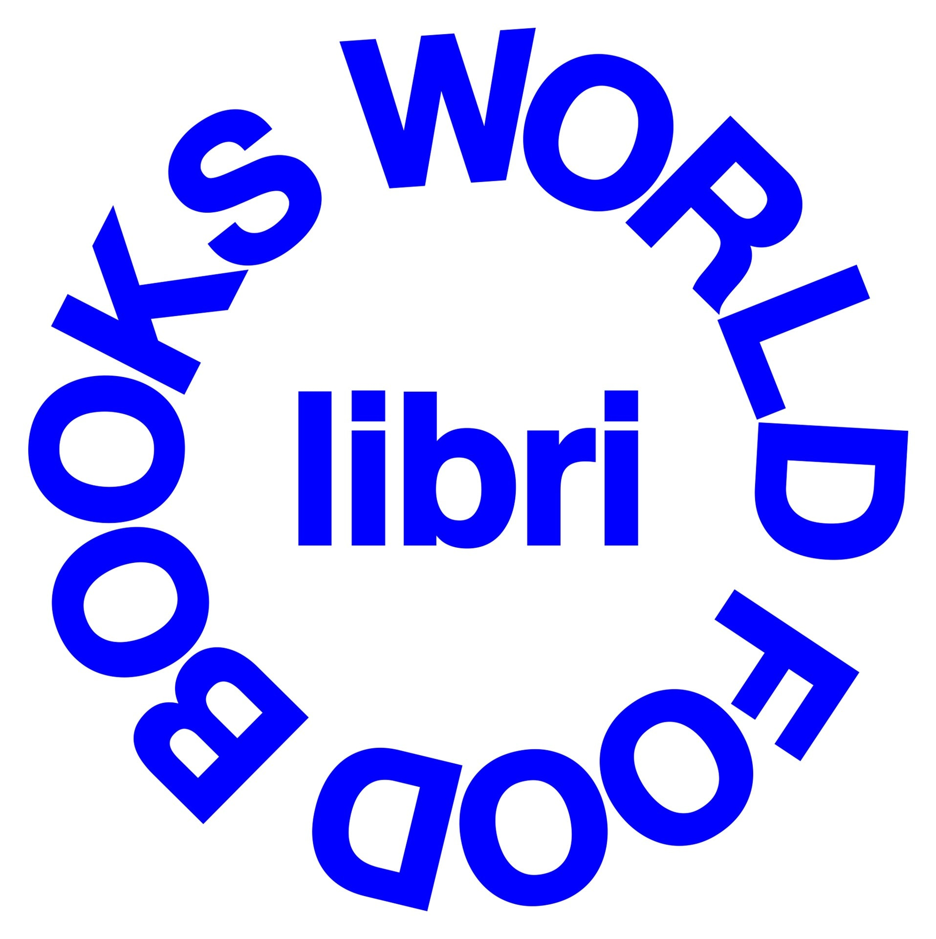 World Food Books logo, image courtesy of World Food Books